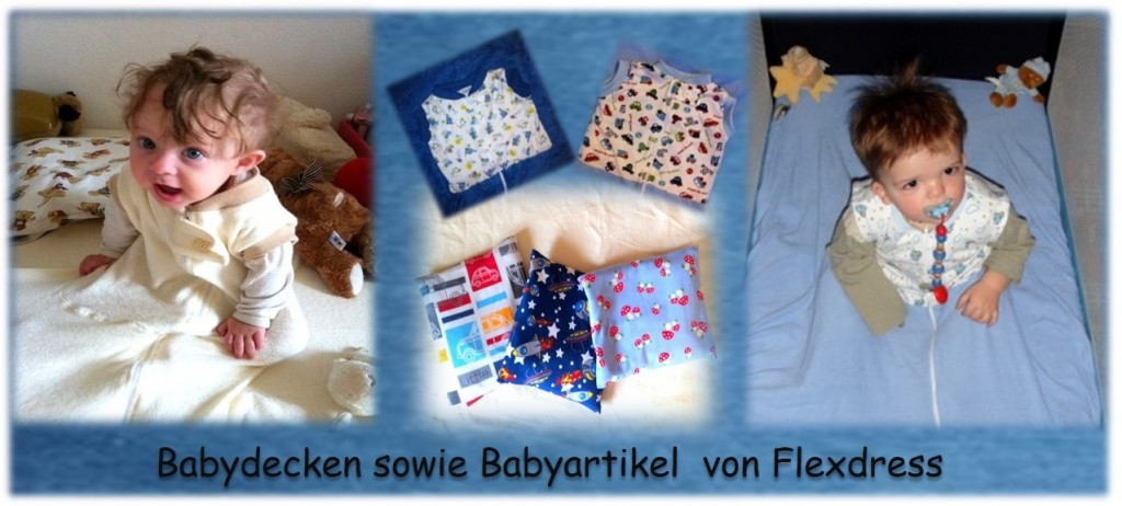 Babydecken unsere Zewi-Decken Alternative
